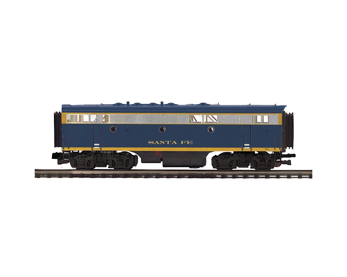 MTH Trains O Hi-Rail F7B Dummy, SF #2