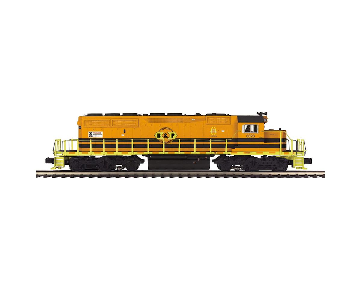 MTH Trains O SD40-2 w/PS3, B&P #3323