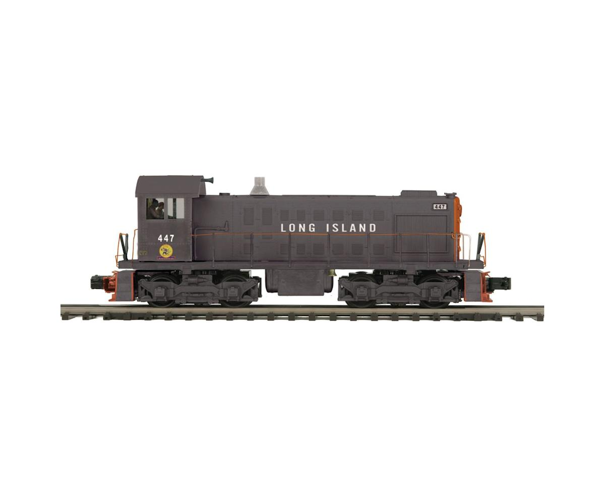 MTH Trains O S-2 Switcher w/PS3, LIRR #447
