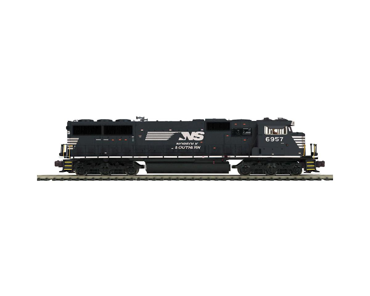 MTH Trains O Hi-Rail SD60E w/PS3, NS #6957