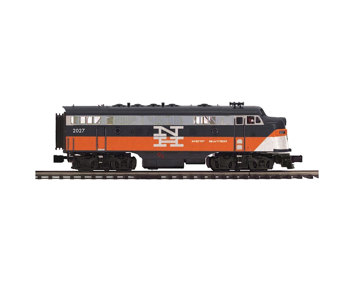 MTH Trains O Hi-Rail F7A Dummy, NH #2027