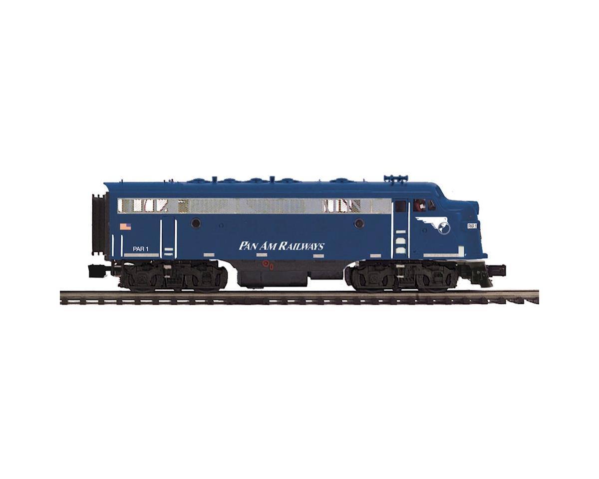MTH Trains O Hi-Rail F7A w/PS3, Pan Am Railways #1