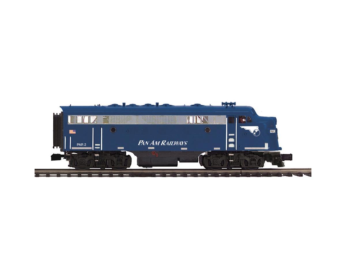MTH Trains O Hi-Rail F7A w/PS3, Pan Am Railways #2