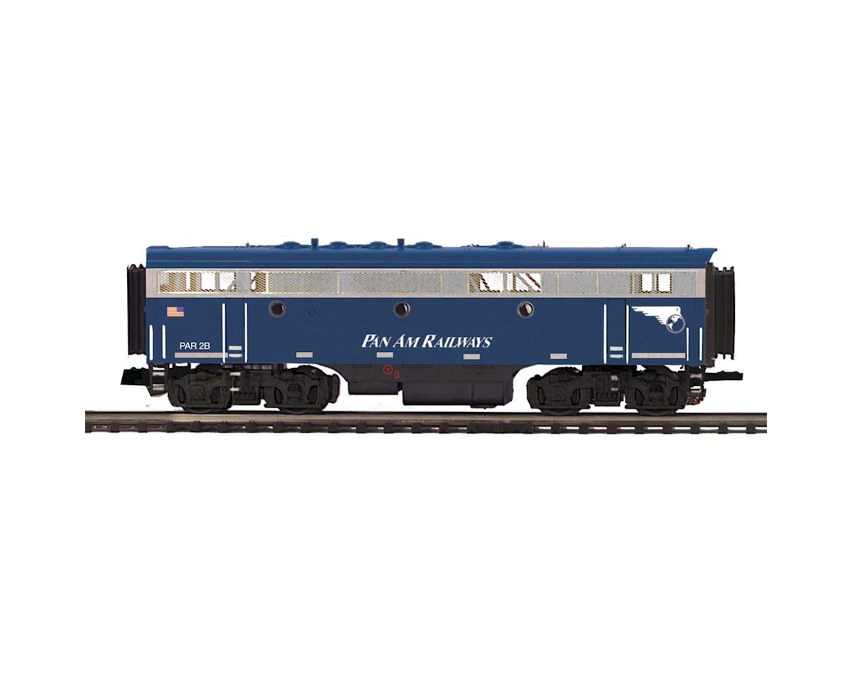 MTH Trains O F7B Dummy, Pan Am Railways #2B
