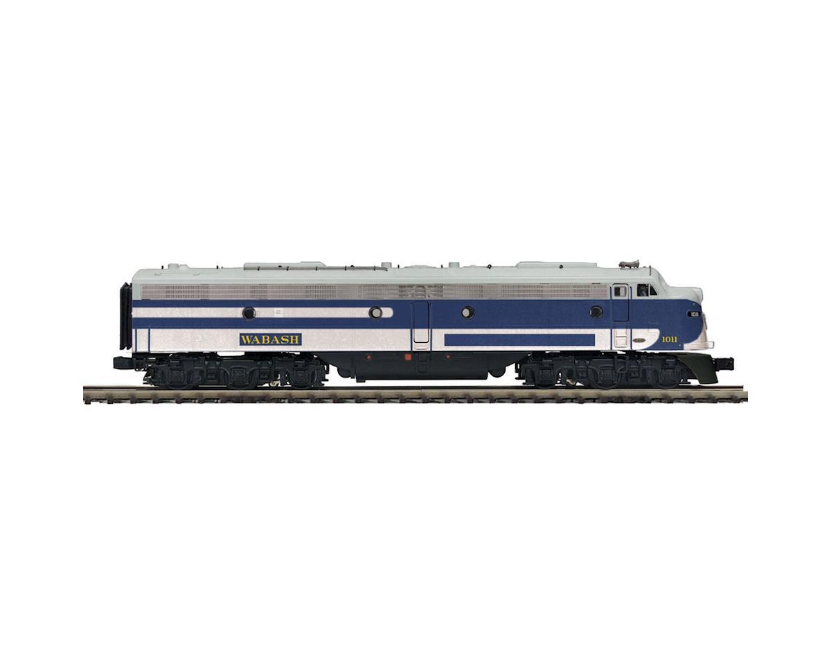 MTH Trains O Hi-Rail E8A w/PS3, WAB #1011