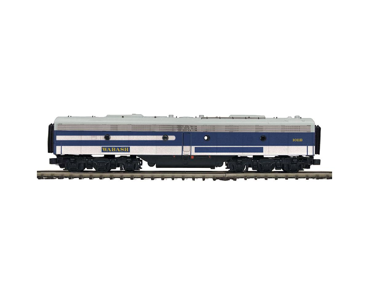 MTH Trains O E8B Dummy, WAB #1011B