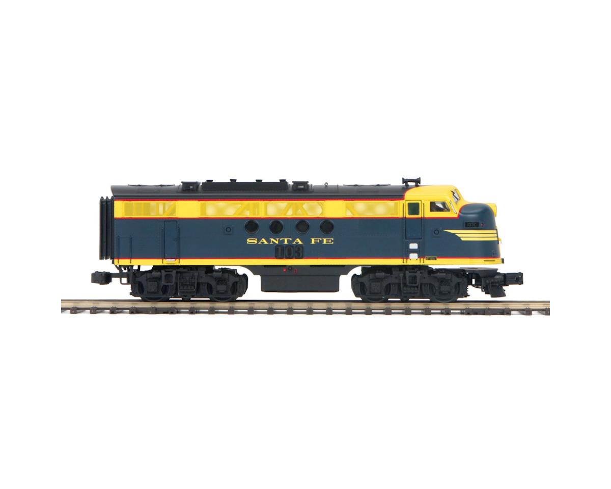 MTH Trains O Hi-Rail FT A w/PS3, SF #103