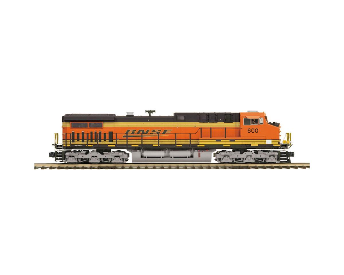 MTH Trains O Hi-Rail AC4400cw w/PS3,BNSF #600