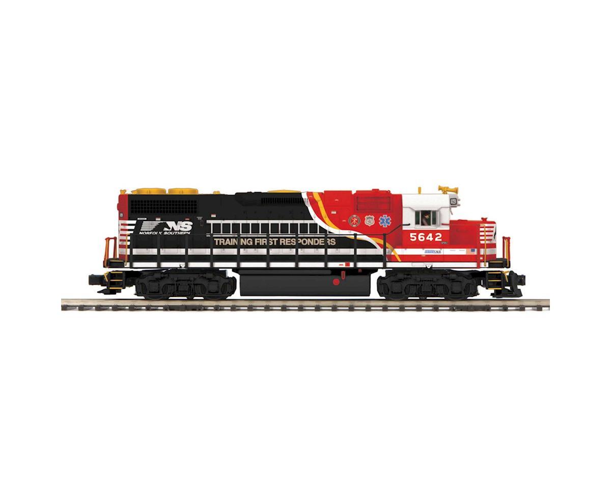 MTH Trains O Hi-Rail GP38-2 w/PS3, NS #5642