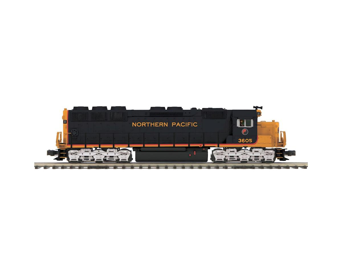 MTH Trains O Hi-Rail SD45 Low Hood w/PS3, NP #3602