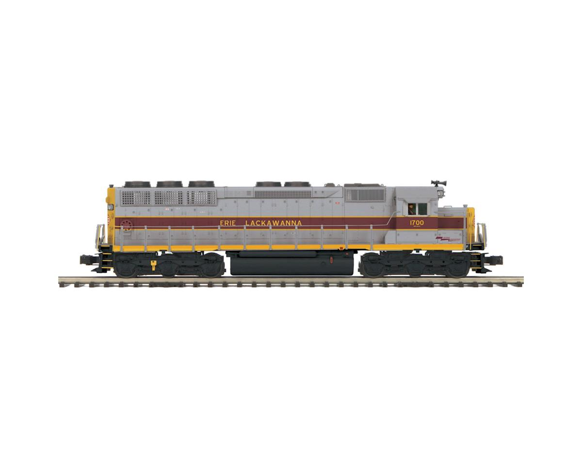O Hi-Rail SD45 Low Hood w/PS3, NS #1700 by MTH Trains