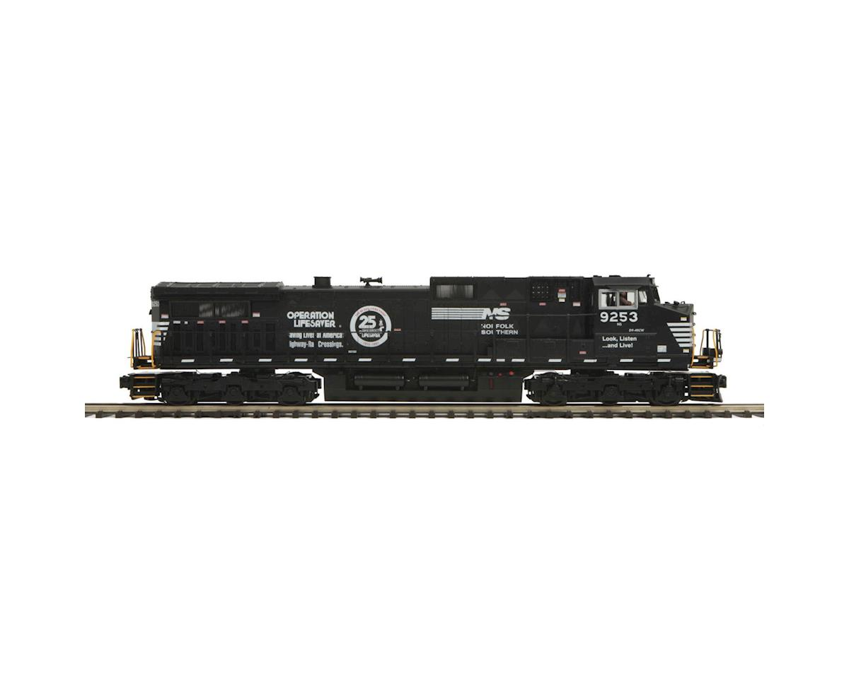 MTH Trains O Hi-Rail Dash-9 w/PS3, NS #9253