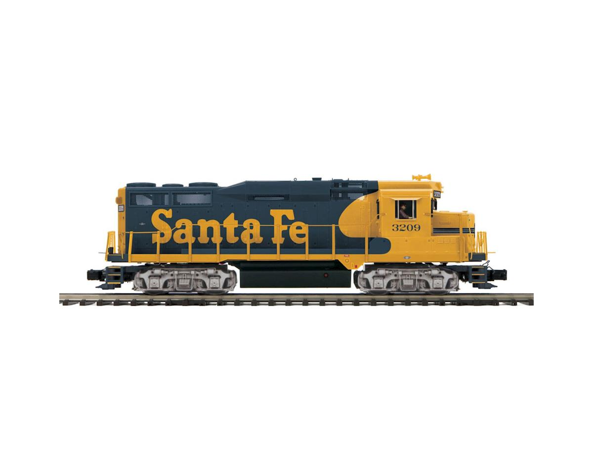 MTH Trains O GP-30 w/PS3, SF #3209