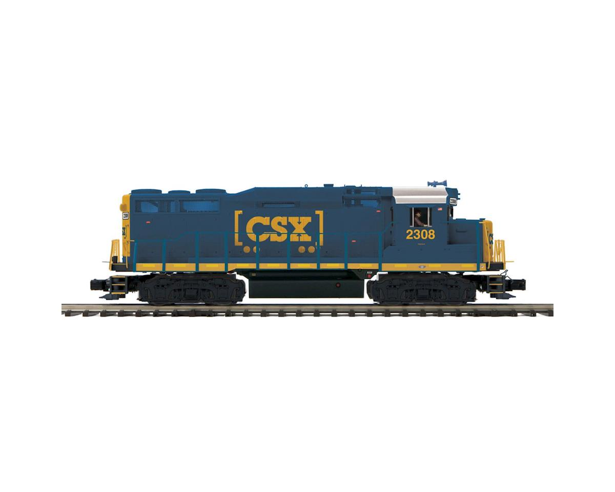 MTH Trains O GP-30 w/PS3, CSX #2308
