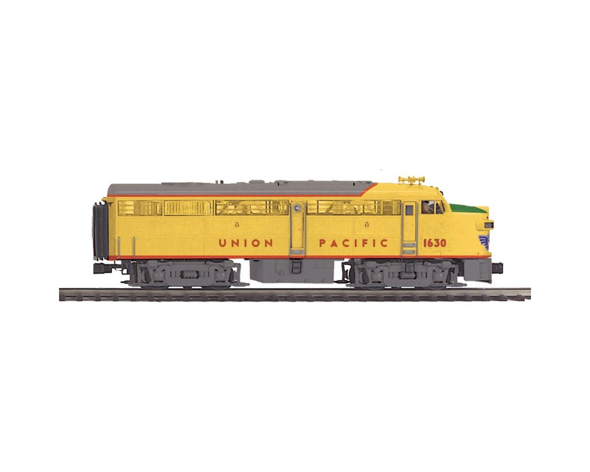 MTH Trains O Hi-Rail FA-2 A w/PS3, UP #1630