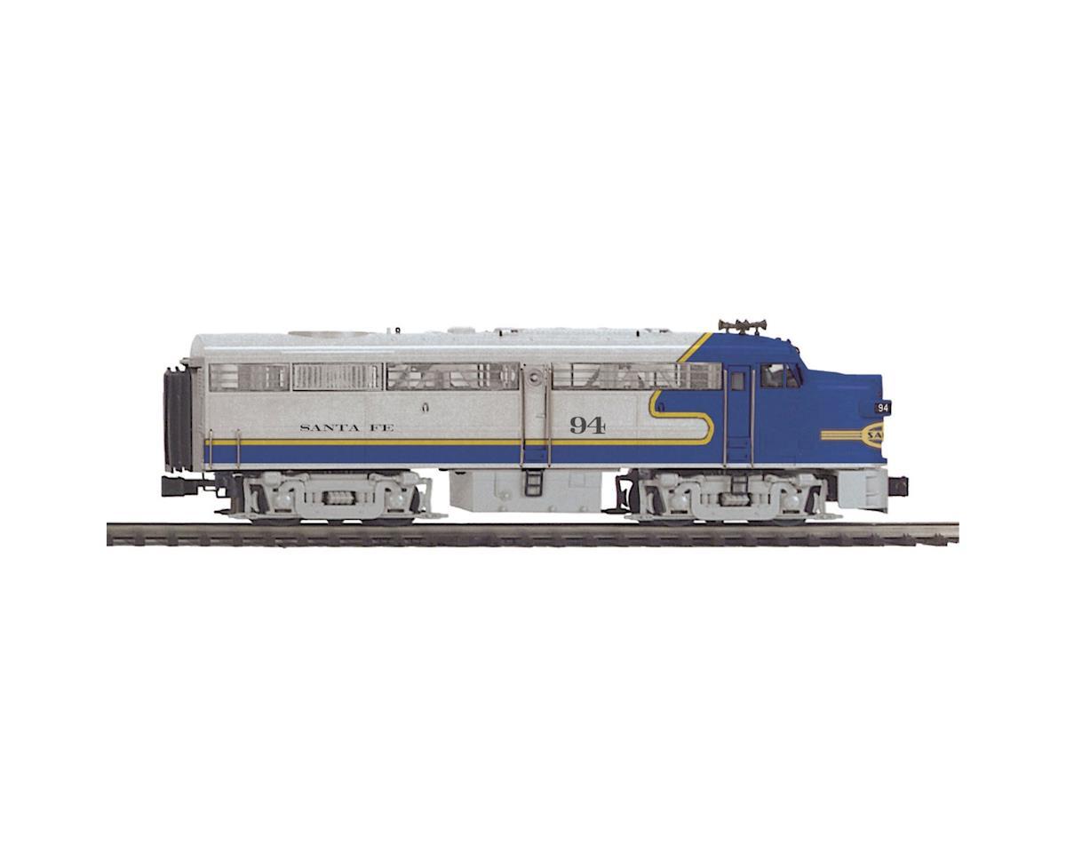 MTH Trains O Hi-Rail FA-2 A w/PS3, SF #95