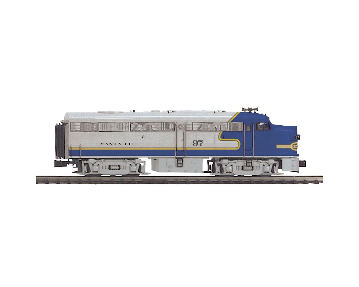 MTH Trains O Hi-Rail FA-2 A Dummy, SF #97