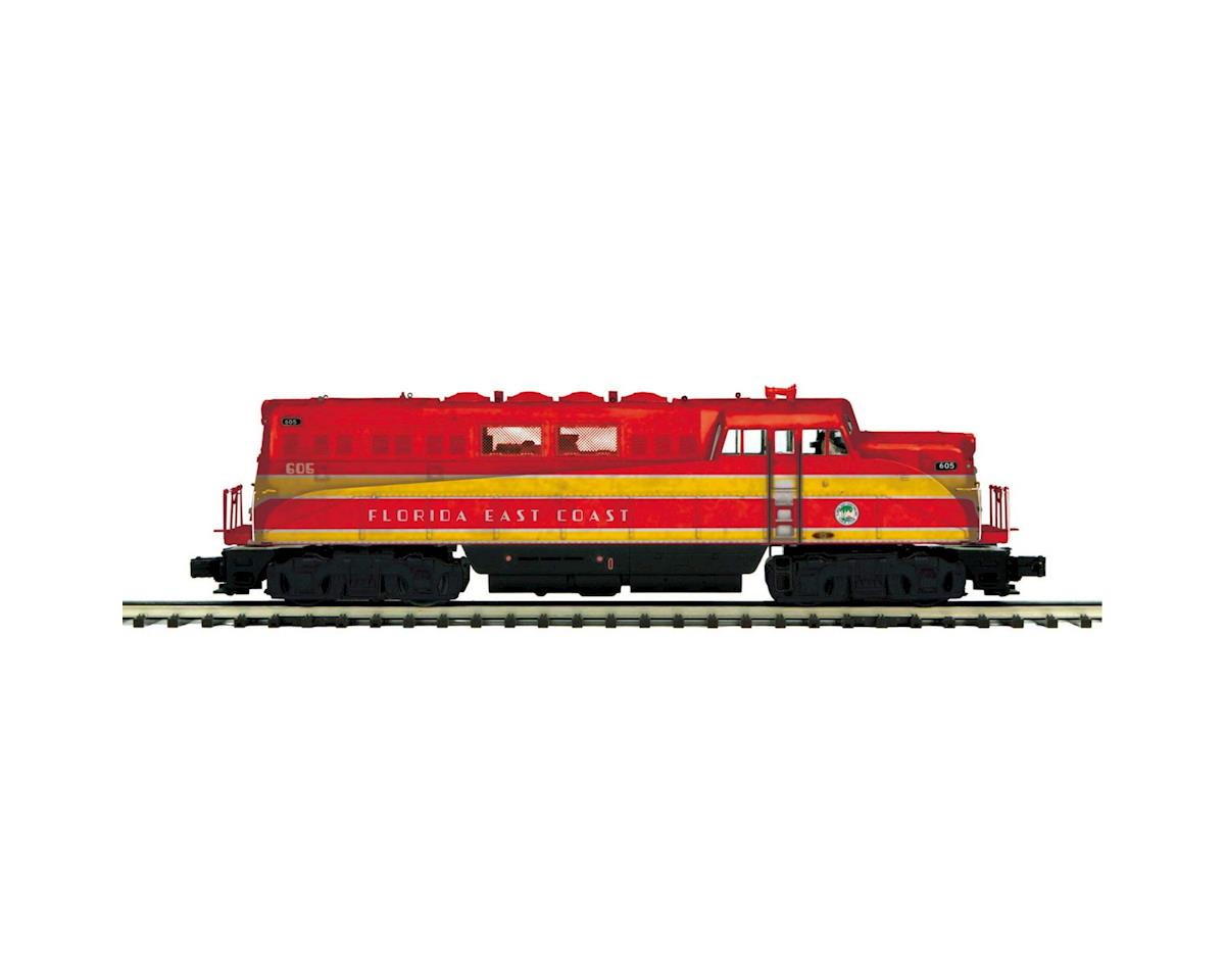 MTH Trains O BL-2 w/PS3, FEC #605