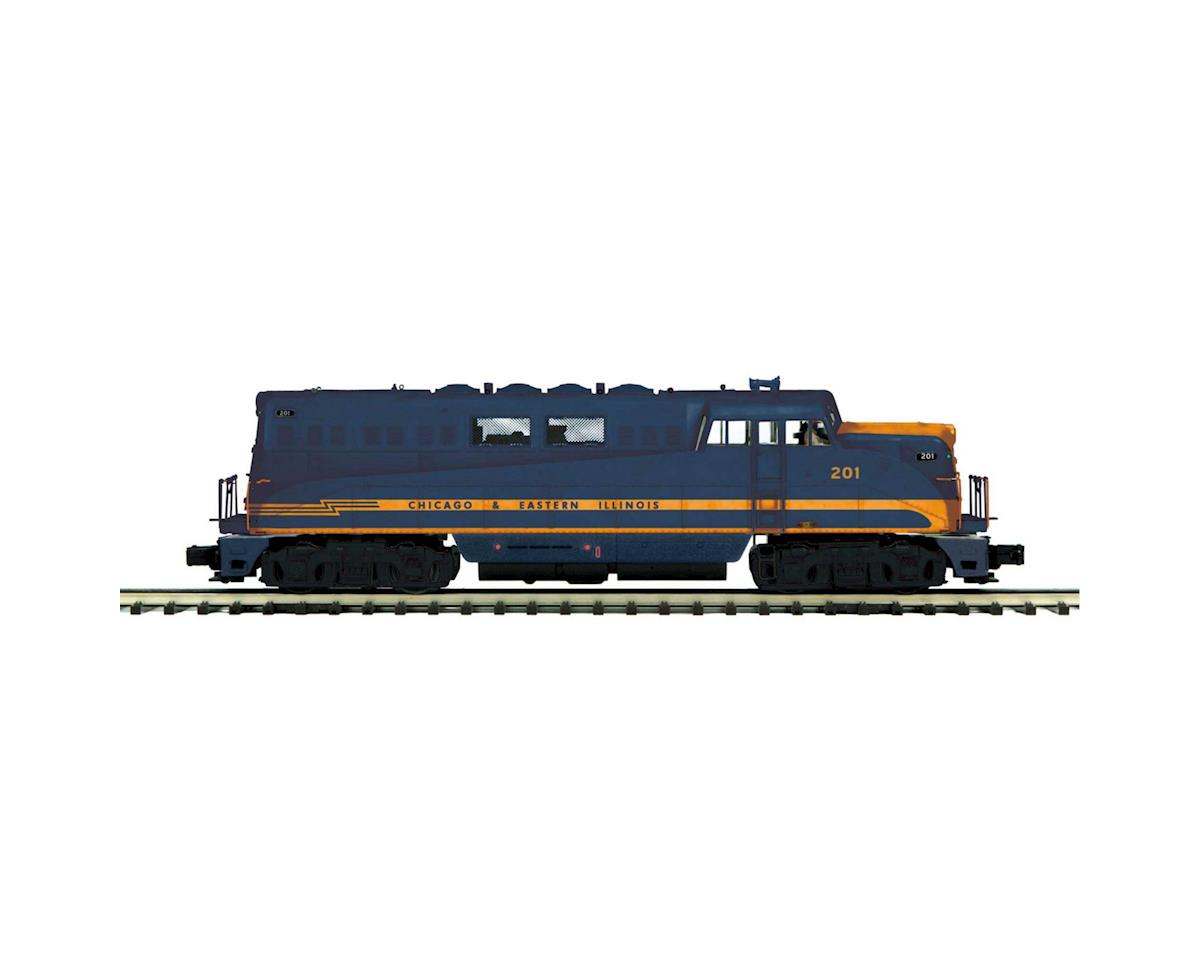 MTH Trains O BL-2 w/PS3, C&EI #201