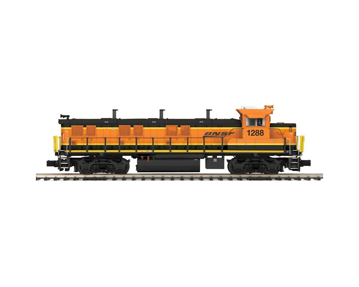 MTH Trains O Hi-Rail 3GS21B Genset w/PS3, BNSF #1288