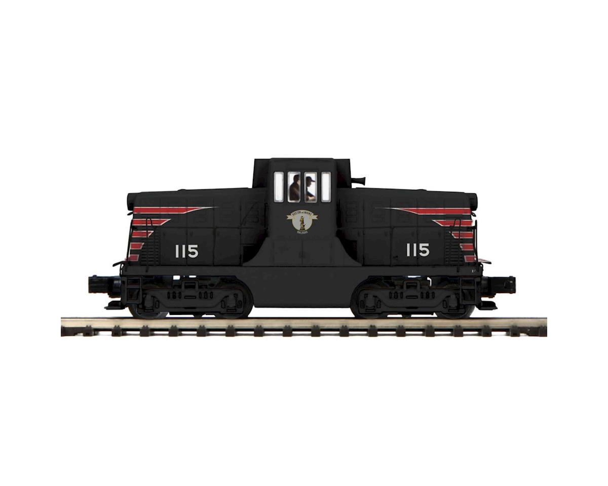 MTH Trains O Hi-Rail 44 Ton Phase 1c w/PS3, B&M #115