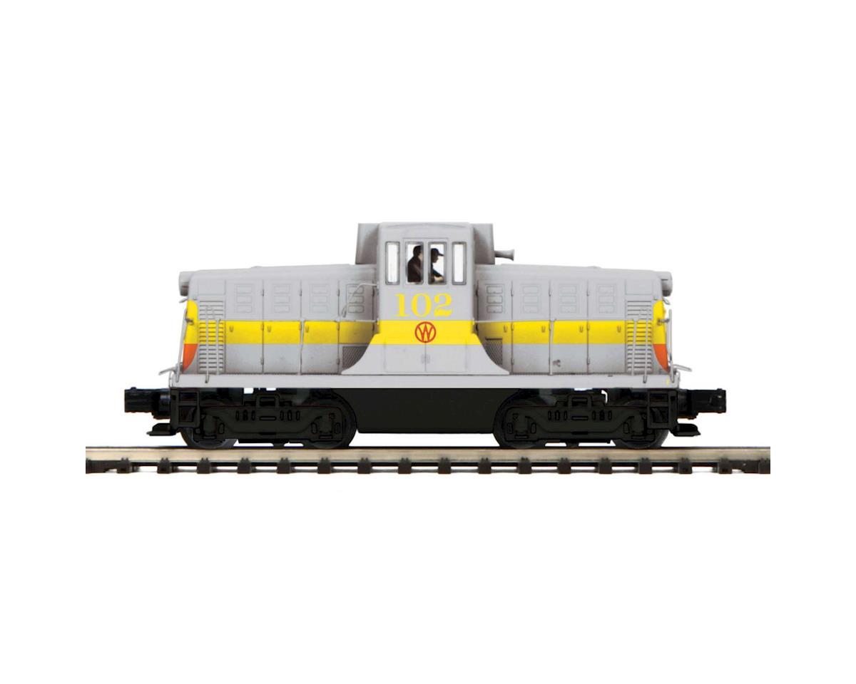 MTH Trains O Hi-Rail 44 Ton Phase 1c w/PS3, ONT #102