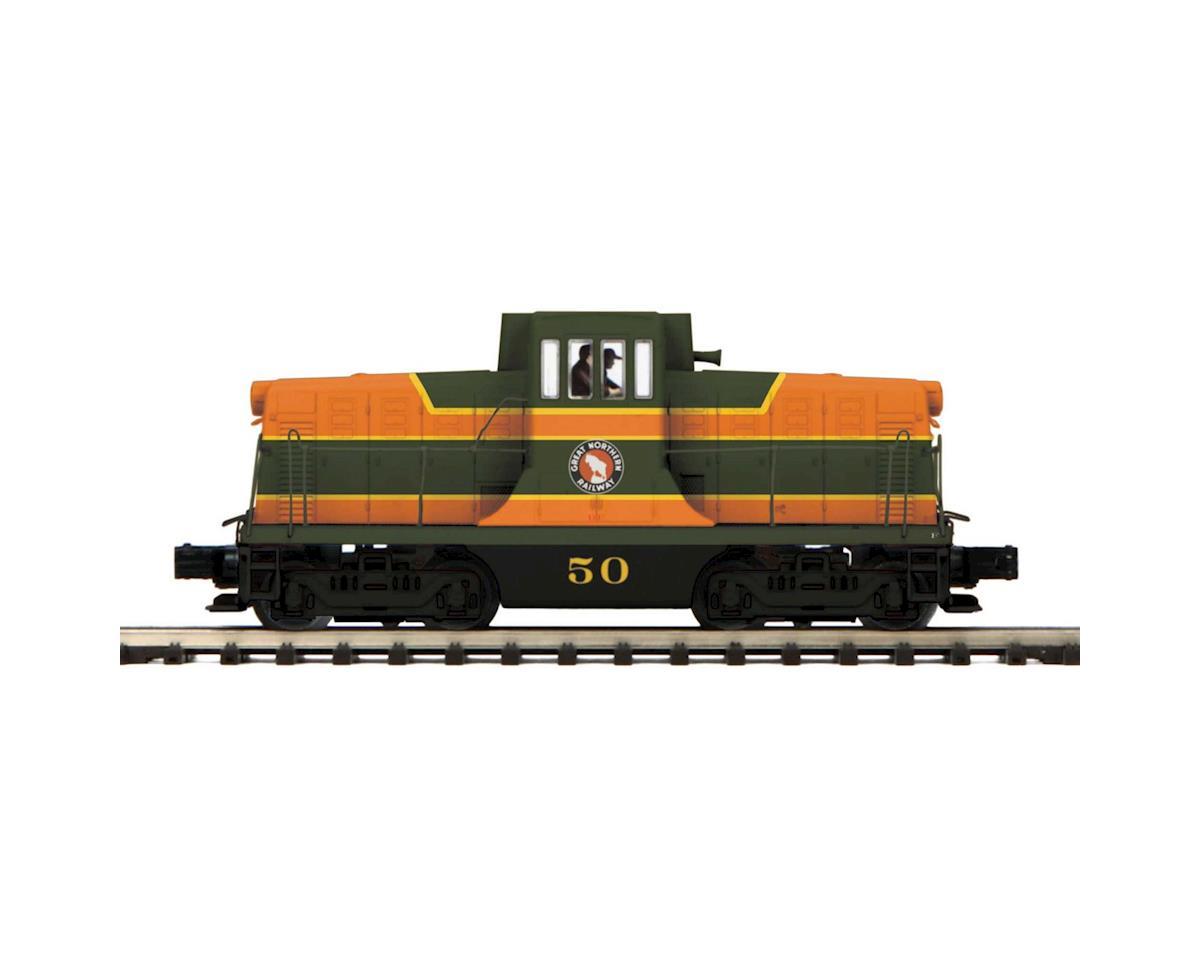 MTH Trains O Hi-Rail 44 Ton Phase 1c w/PS3, GN #50