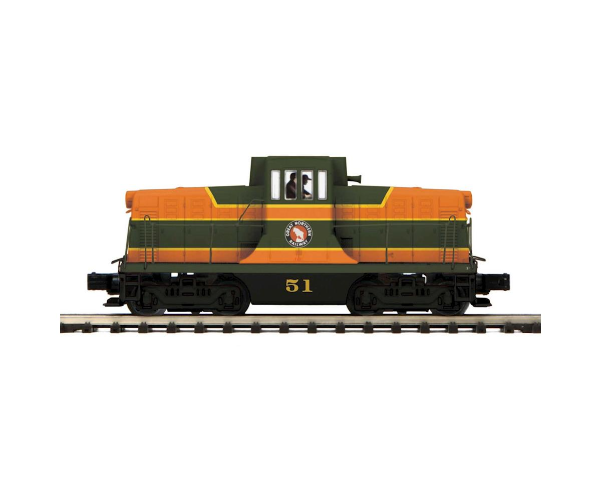 MTH Trains O Hi-Rail 44 Ton Phase 1c w/PS3, GN #51