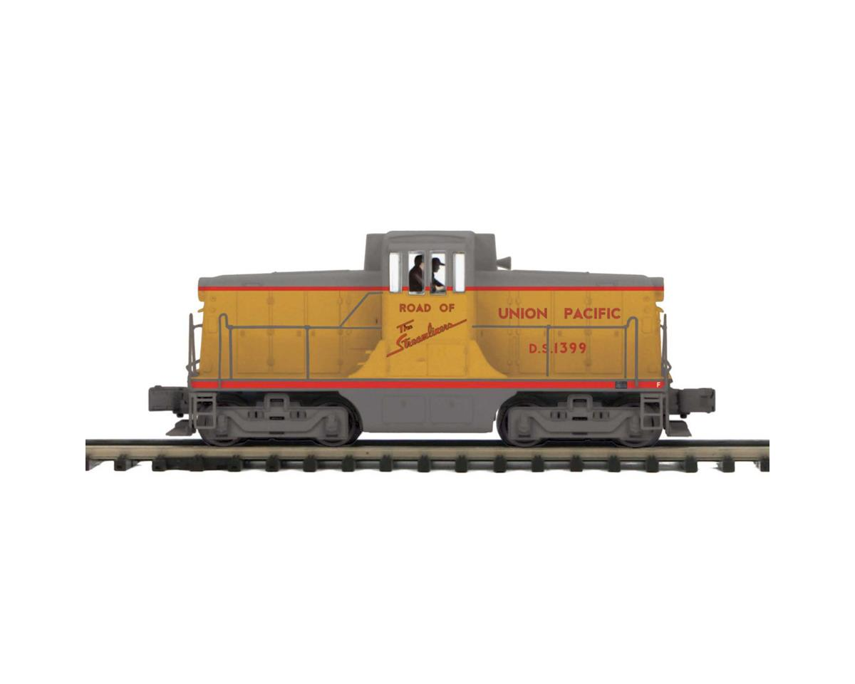 MTH Trains O Hi-Rail 44 Ton Phase 1c/PS3, UP #DS 1399