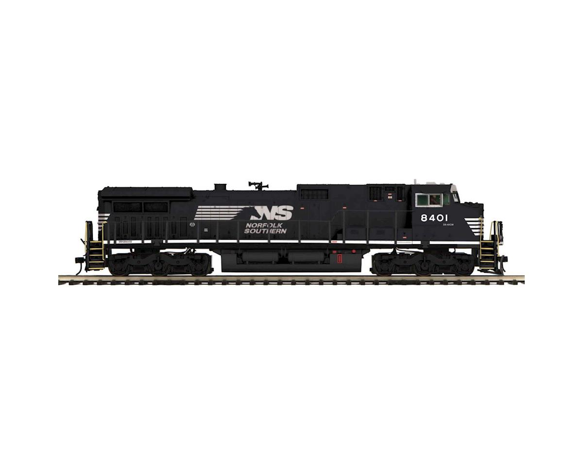 MTH Trains O Hi-Rail Dash-8 w/PS3, NS #8401