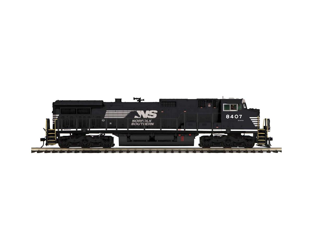 MTH Trains O Hi-Rail Dash-8 w/PS3, NS #8407