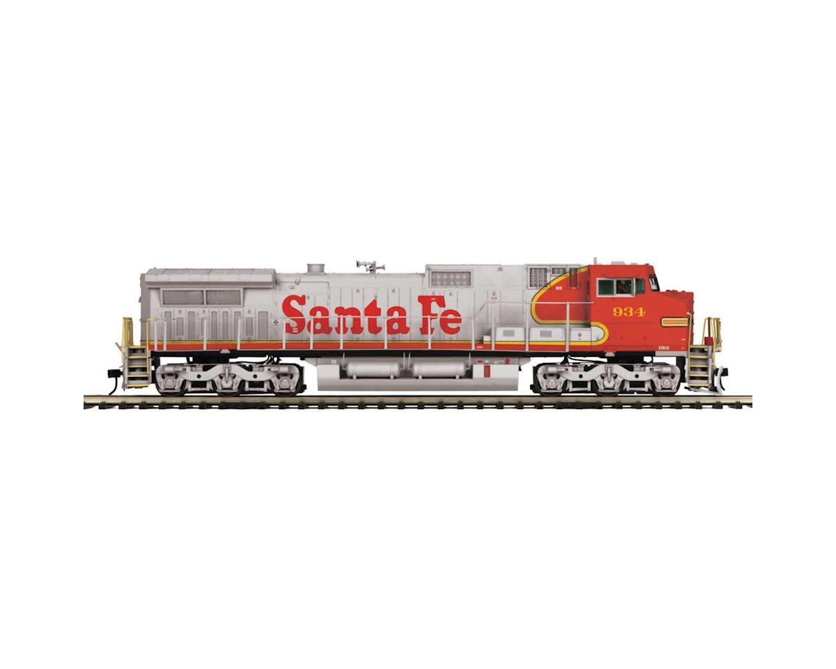 MTH Trains O Hi-Rail Dash-8 w/PS3, SF #934