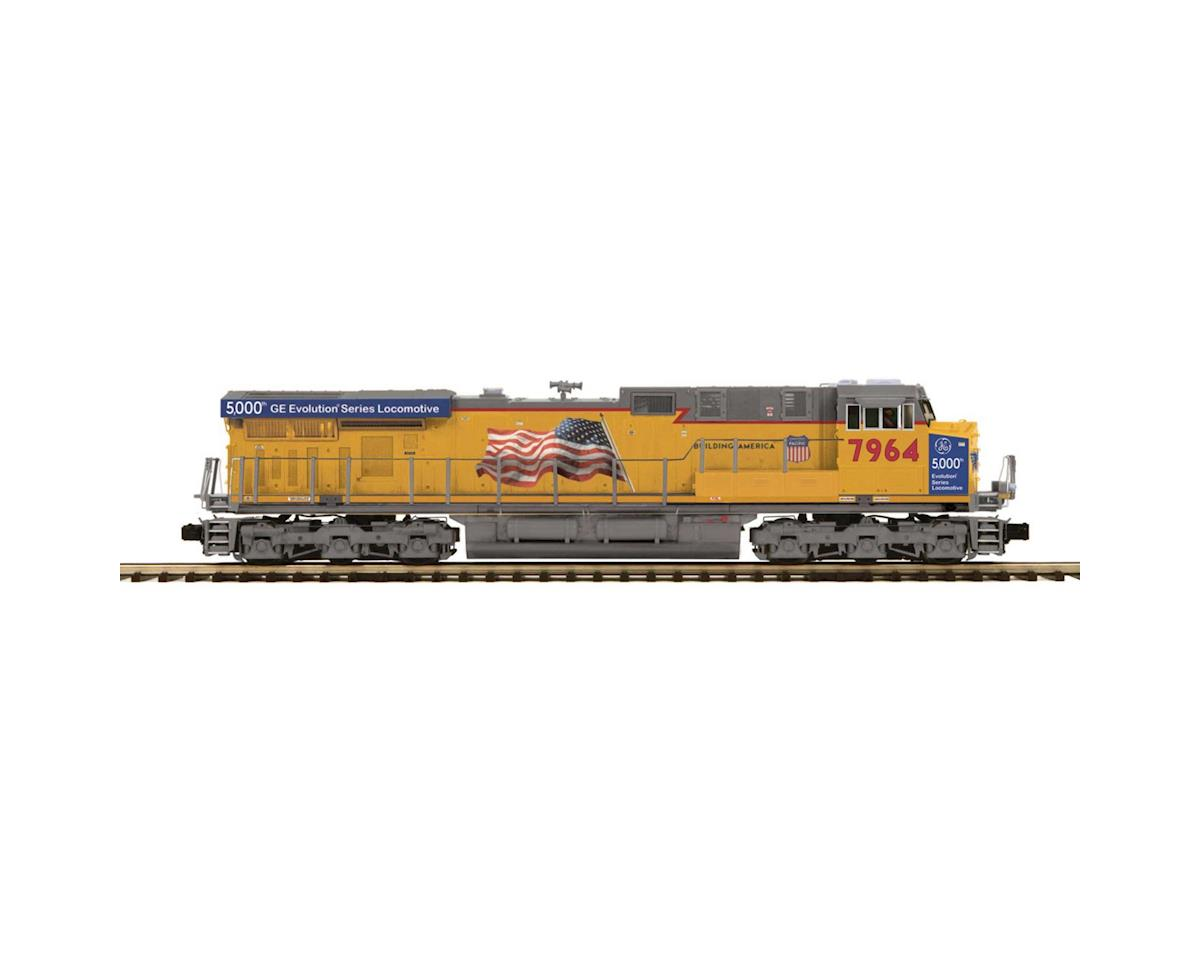MTH Trains O Hi-Rail ES44AC w/PS3, UP #7964