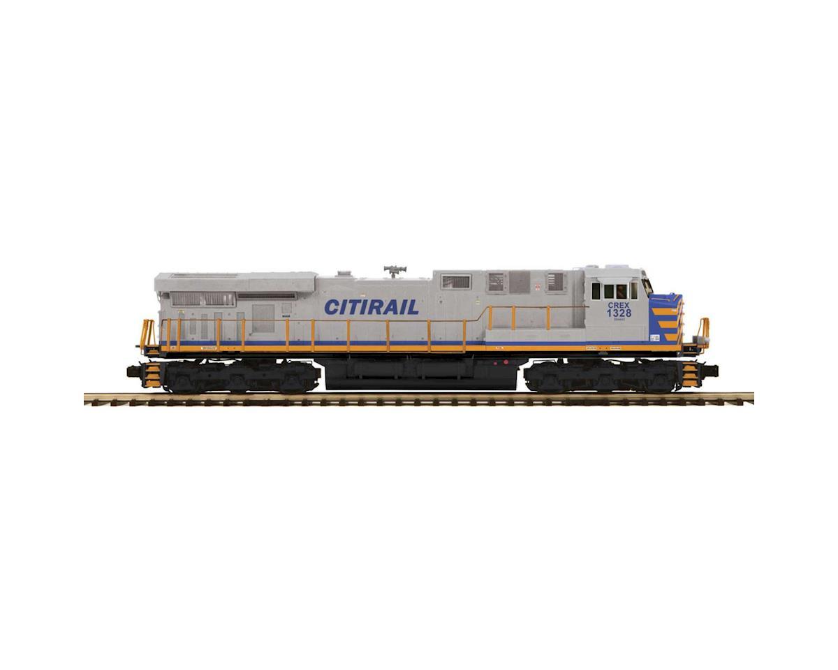 MTH Trains O Hi-Rail ES44AC w/PS3, CITX #1328
