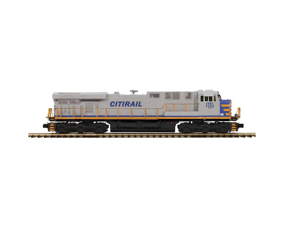 MTH Trains O Hi-Rail ES44AC w/PS3, CITX #1322