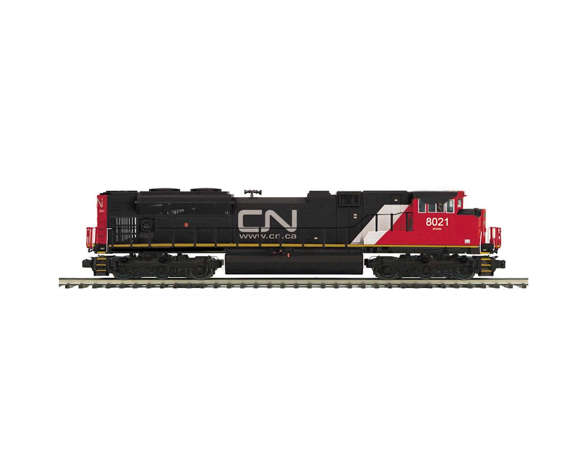 MTH Trains O Hi-Rail SD70M-2 w/PS3, CN #8021