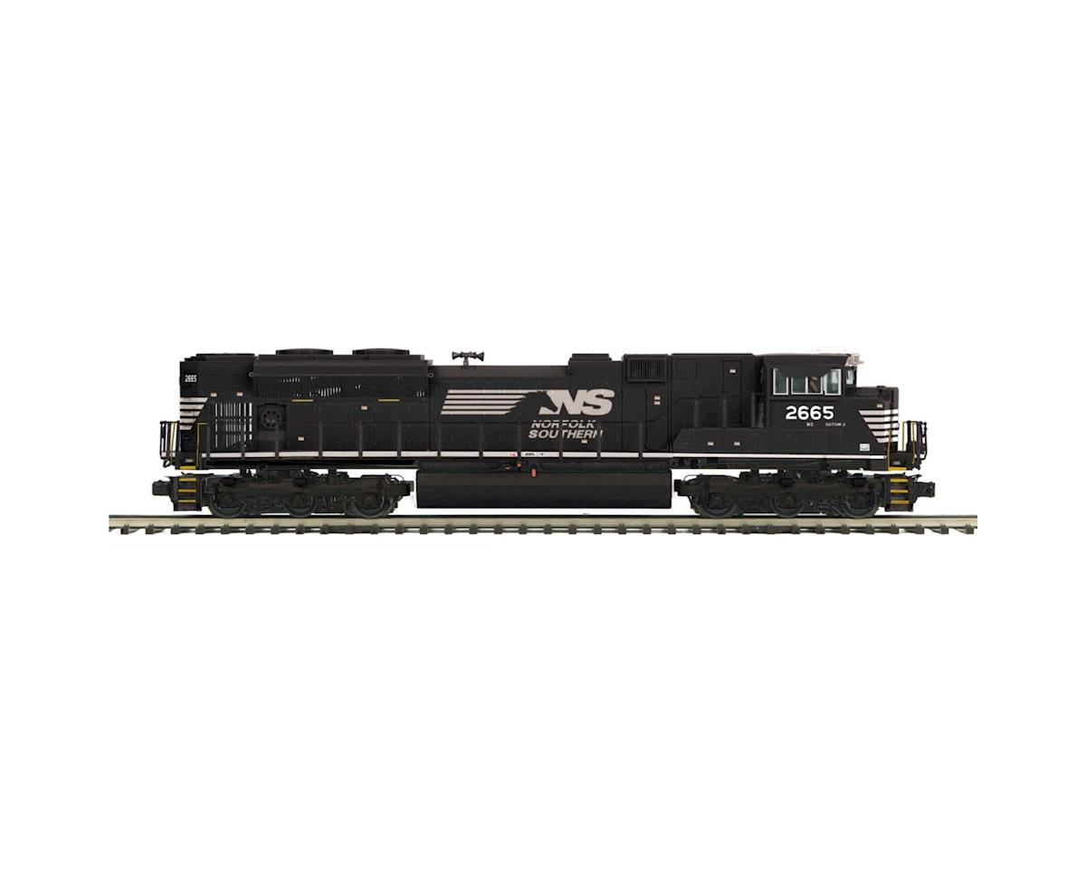 MTH Trains O Hi-Rail SD70M-2 w/PS3, NS #2665