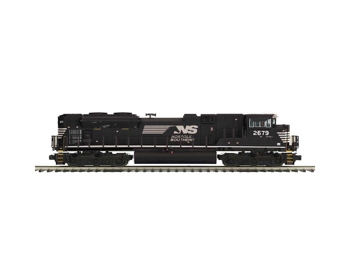 MTH Trains O Hi-Rail SD70M-2 w/PS3, NS #2697