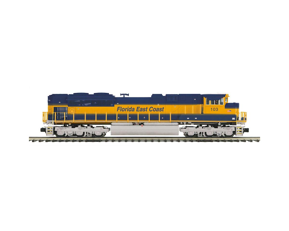 O Hi-Rail SD70M-2 w/PS3, FEC #103 by MTH Trains