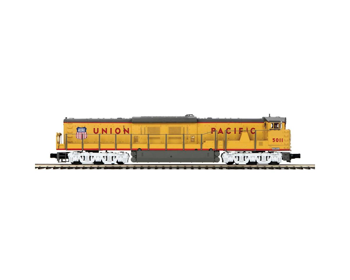 MTH Trains O Hi-Rail U50C w/PS3, UP #5011