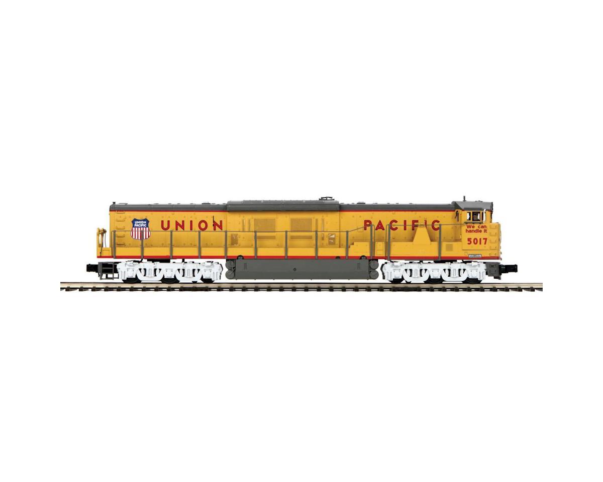 MTH Trains O Hi-Rail U50C w/PS3, UP #5017