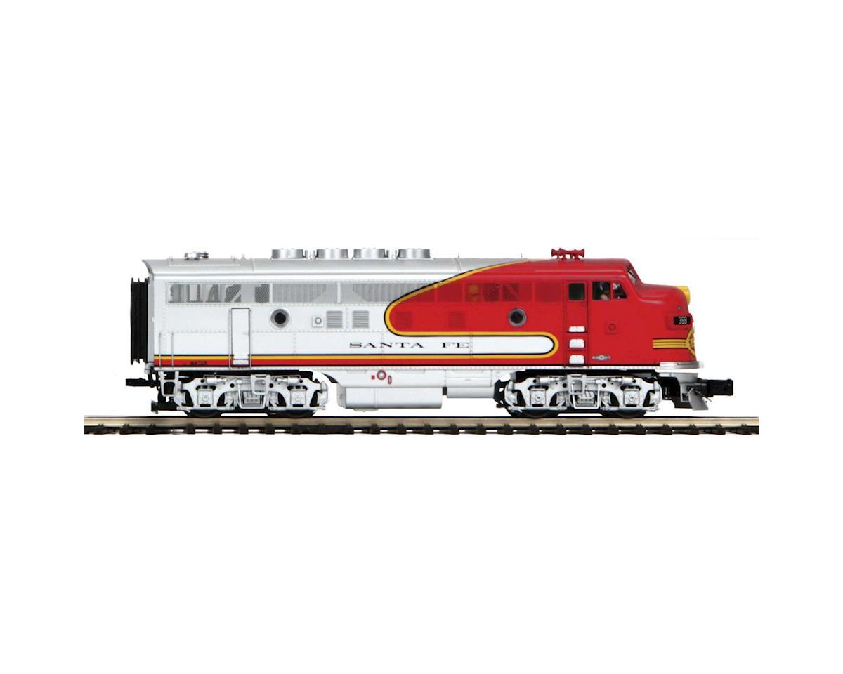 O F3B Dummy, SF #36B by MTH Trains