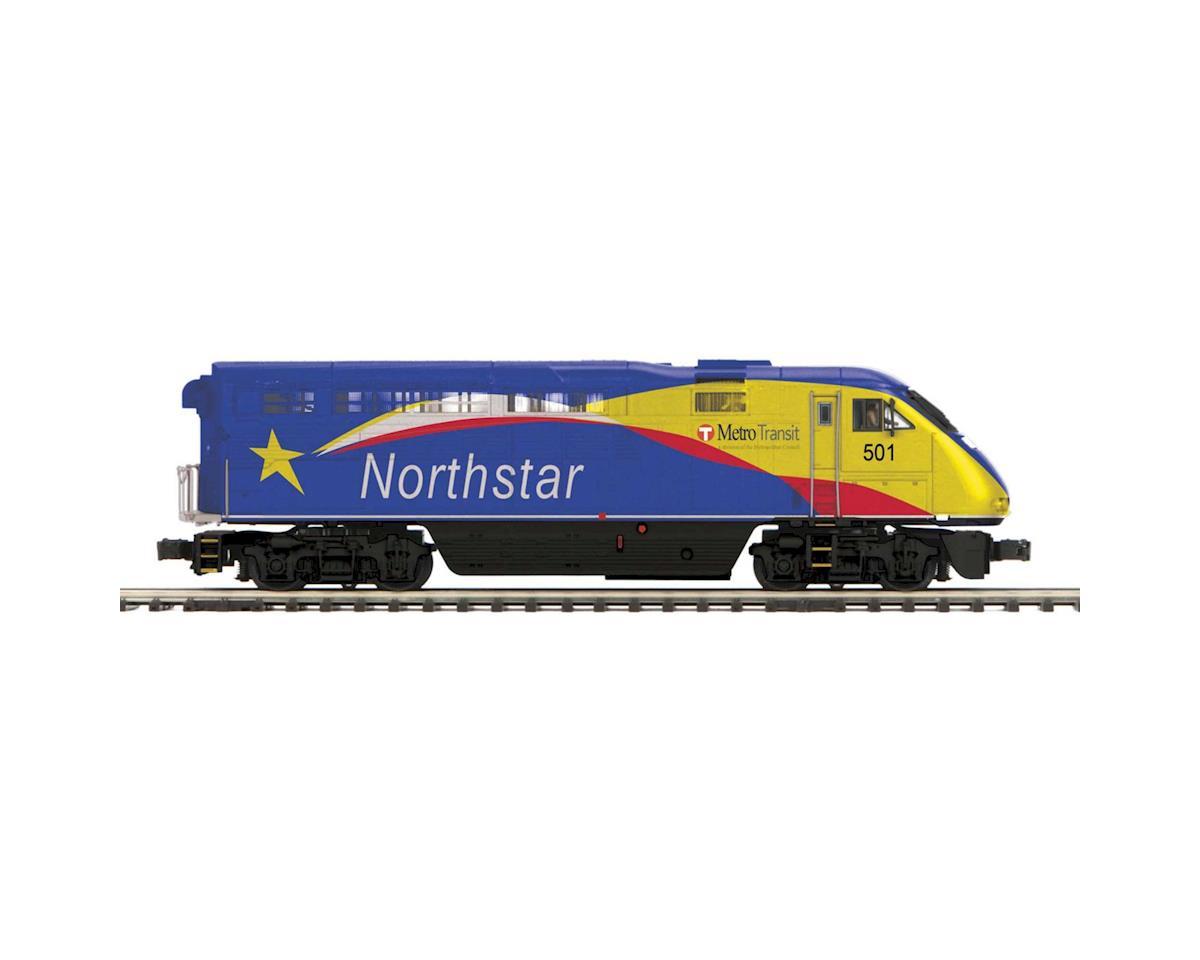 MTH Trains O F59PHI w/PS3, MTA #501
