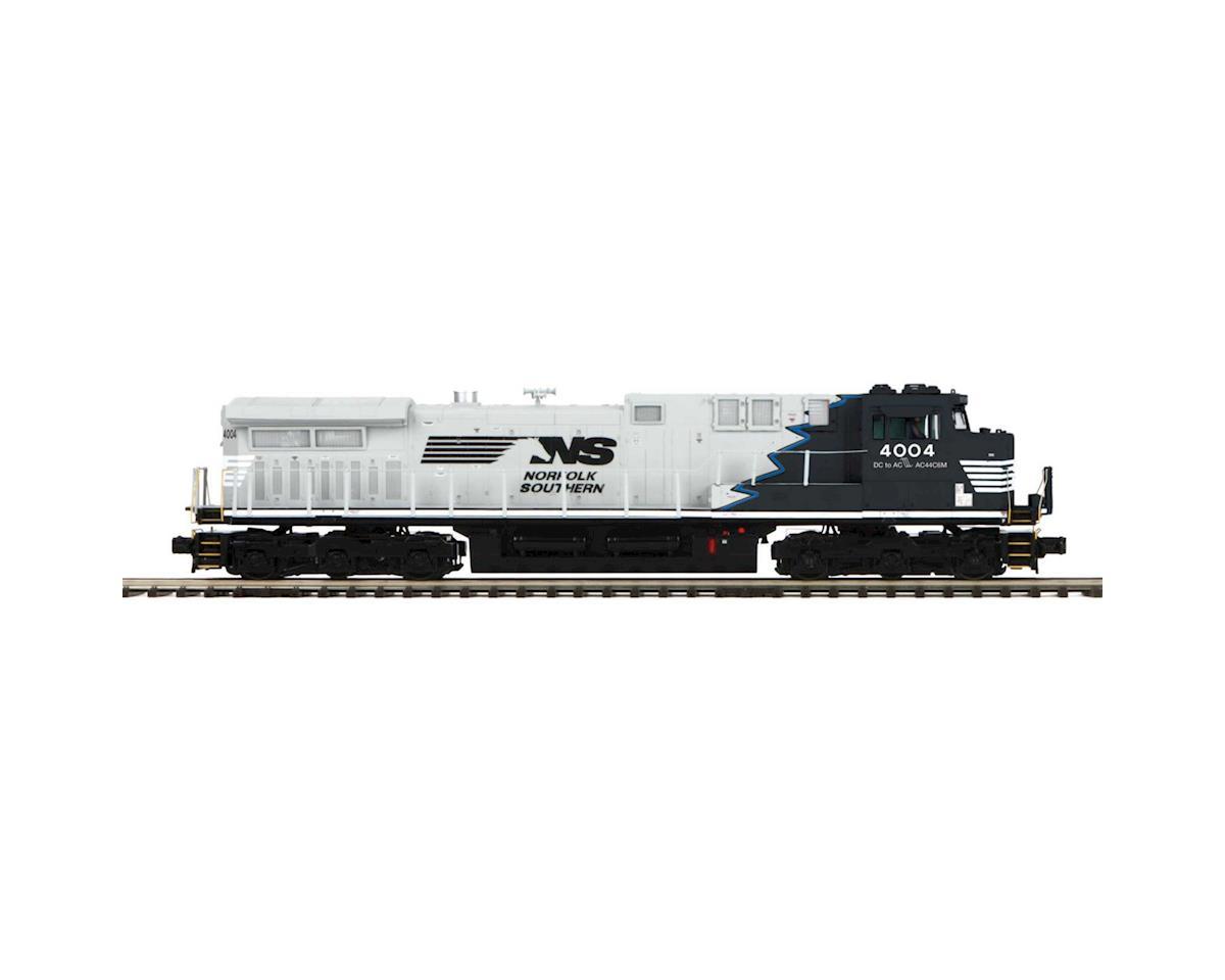MTH Trains O Hi-Rail AC4400cw w/PS3, NS #4004