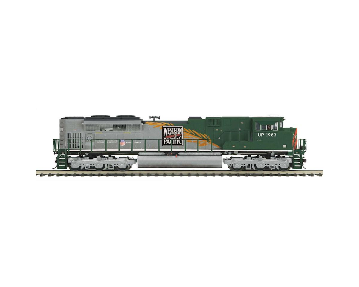 MTH Trains O Hi-Rail SD70ACe w/PS3, WP #1983