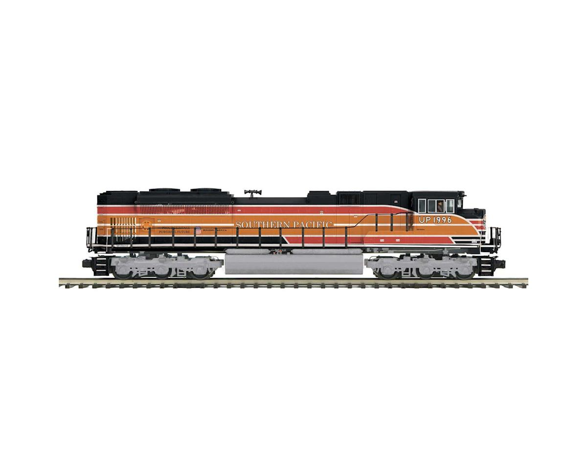 MTH Trains O Hi-Rail SD70ACe w/PS3, SP #1996