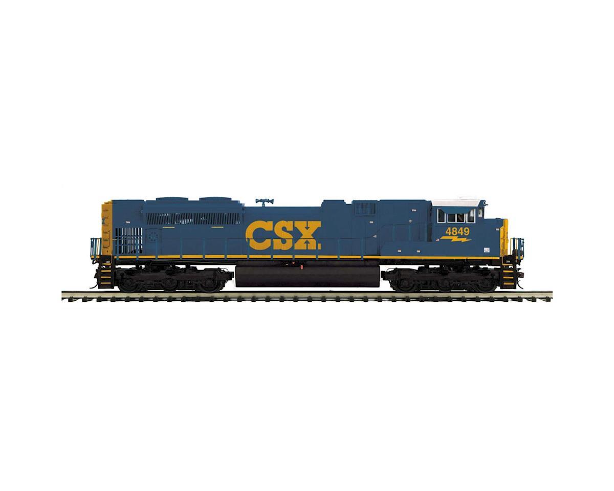 MTH Trains O Hi-Rail SD70ACe w/PS3, CSX #4849