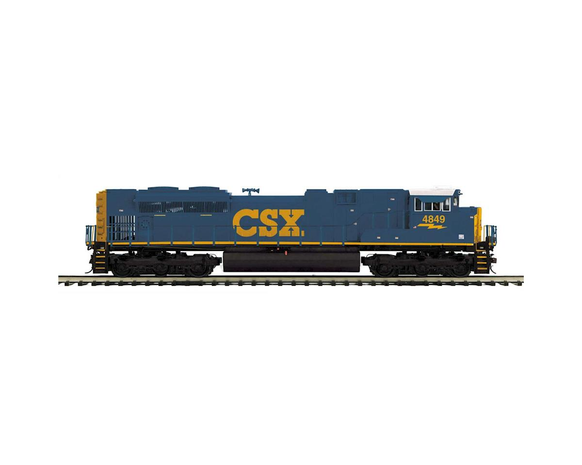 MTH Trains O Hi-Rail SD70ACe w/PS3, CSX #4849
