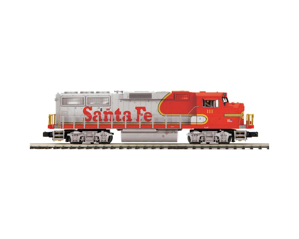 MTH Trains O GP-60M w/PS3, SF #111