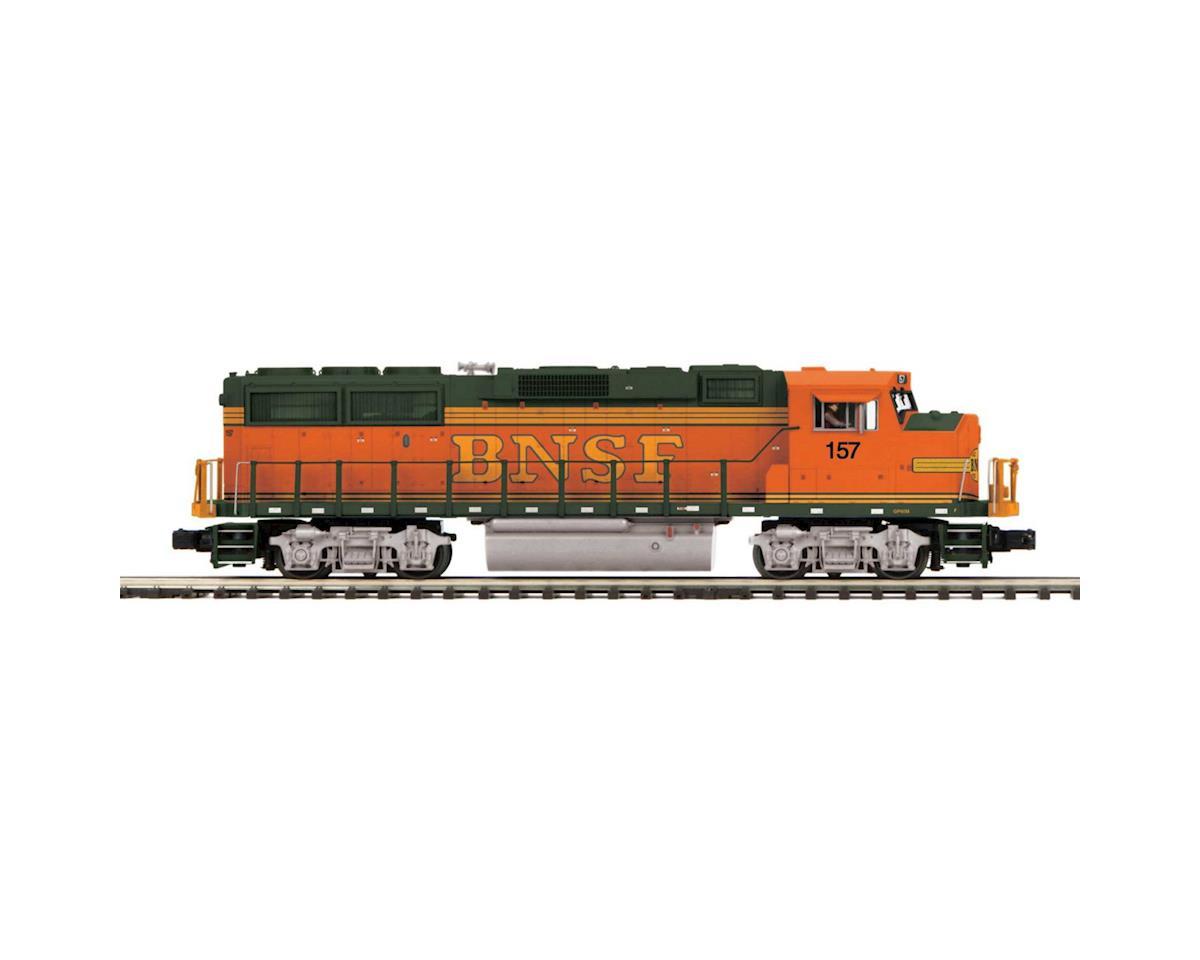 MTH Trains O GP-60M w/PS3, SF/Maersk #157
